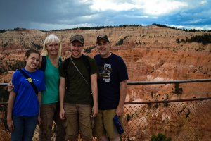 Family at Bryce